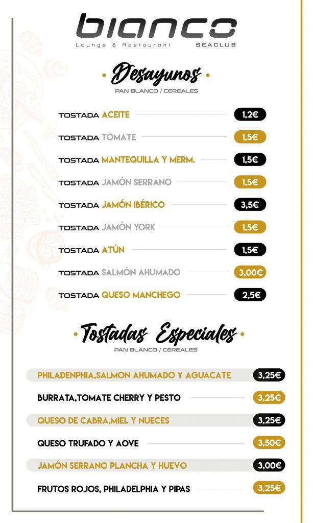 Donde desayunar bien en Torrevieja